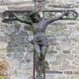 Christ en croix - Place de la Libération - Uzerche - Image1