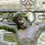 Christ en croix - Place de la Libération - Uzerche - Image2