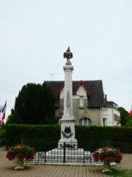 Monument aux morts – Avenue Pasteur – Brienne-le-Château