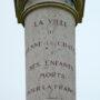 Monument aux morts - Avenue Pasteur - Brienne-le-Château - Image3