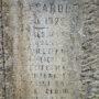 Monument à Émile Cardot - Rue de Lachaud - Meymac (remplacé) - Image3