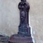 Fontaine d'applique - Place de la Mairie - Donzenac - Image1