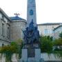 Monument aux morts de 14-18, ou Monuments aux Français et aux Américains - Thiaucourt - Image1