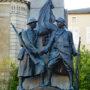 Monument aux morts de 14-18, ou Monuments aux Français et aux Américains - Thiaucourt - Image3