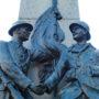 Monument aux morts de 14-18, ou Monuments aux Français et aux Américains - Thiaucourt - Image4