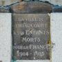 Monument aux morts de 14-18, ou Monuments aux Français et aux Américains - Thiaucourt - Image14