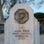 Monument à Joseph Poux - Square du Prado - Carcassonne - Image1
