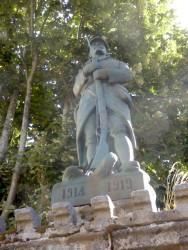 Monument aux morts – La Bastide – Puylaurent