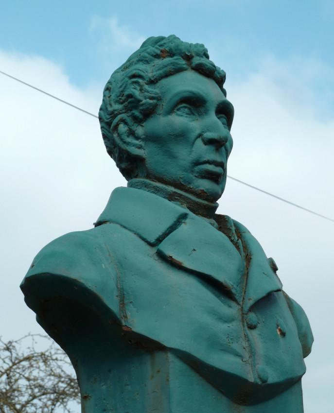 <b>...</b> Monument à <b>Mathieu de</b> Dombasle - Rue <b>de</b> la Mothe - Dombasle-sur-Meurthe <b>...</b> - P1130648-687x850
