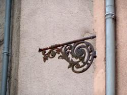 Console à gaz – Rue de la Liberté – Lapalisse