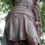 Jeanne d'Arc - Rue de la République - Nailloux - Image4