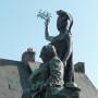 Monument à Ernest Renan - Place du Martray - Tréguier - Image4