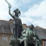 Monument à Ernest Renan - Place du Martray - Tréguier - Image5
