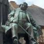 Monument à Ernest Renan - Place du Martray - Tréguier - Image7