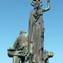 Monument à Ernest Renan - Place du Martray - Tréguier - Image9