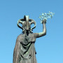 Monument à Ernest Renan - Place du Martray - Tréguier - Image10