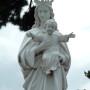 Vierge - Cimetière Saint-Michel - Saint-Brieuc - Image2