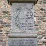 Monument aux morts - D20 - Trédarzec - Image6