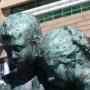 Monument aux docteurs Perrochaud et Cazin (groupe) - Esplanade Parmentier - Berck-Plage - Image6