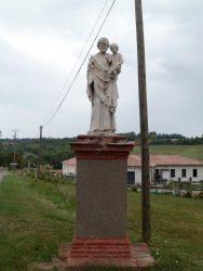 Statue Saint Joseph – Mourvilles-Basses