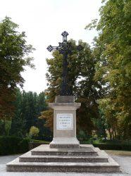 Croix – Place du souvenir – Cuq-Toulza
