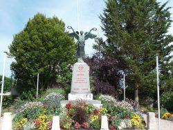 Monument aux morts – Rue du Général de Gaulle – Foug