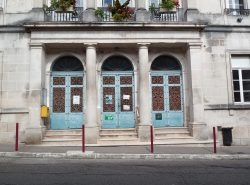 Panneaux de portes – Rue François Mitterrand – Foug
