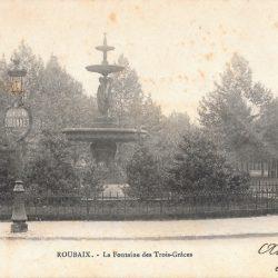 Roubaix fontaine