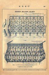 SAL_V1900_PL497 – Grands balcons galbés