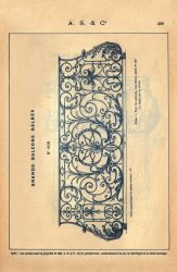 SAL_V1900_PL499 – Grands balcons galbés