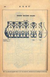SAL_V1900_PL500 – Grands balcons galbés
