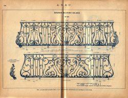 SAL_V1900_PL504 – Grands balcons galbés