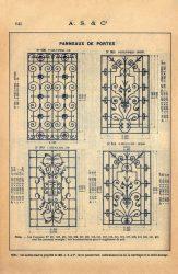 SAL_V1900_PL645 – Panneaux de portes