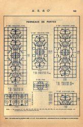 SAL_V1900_PL646 – Panneaux de portes