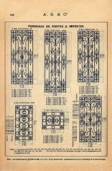 SAL_V1900_PL649 – Panneaux de portes et impostes