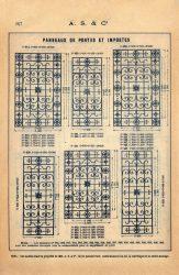 SAL_V1900_PL657 – Panneaux de portes et impostes