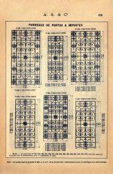 SAL_V1900_PL658 – Panneaux de portes et impostes