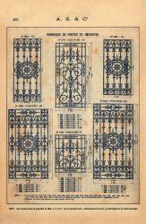 SAL_V1900_PL663 – Panneaux de portes et impostes