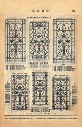 SAL_V1900_PL668 – Panneaux de portes