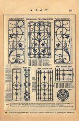 SAL_V1900_PL670 – Panneaux de portes et impostes