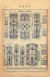 SAL_V1900_PL671 – Panneaux de portes