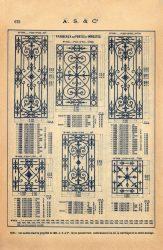 SAL_V1900_PL673 – Panneaux de portes et impostes