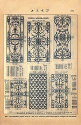 SAL_V1900_PL674 – Panneaux de portes et impostes