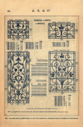 SAL_V1900_PL685 – Panneaux de portes et impostes