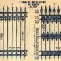 SAL_V1900_PL728 - Grilles de clôture en fonte et fer - Image1