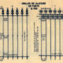 SAL_V1900_PL729 - Grilles de clôture en fonte et fer - Image1