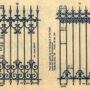 SAL_V1900_PL729 - Grilles de clôture en fonte et fer - Image2