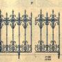 SAL_V1900_PL730 - Grilles de clôture en fonte - Image2