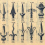 SAL_V1900_PL741 - Lances et fleurons - Image2