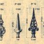 SAL_V1900_PL744 - Lances et faisceaux de lances - Image2